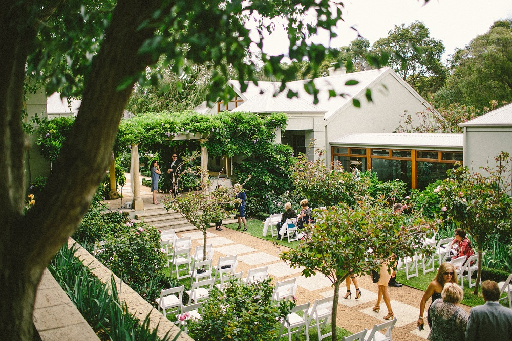 Wedding Coordinator Perth Margerat Rivers Secret Garden